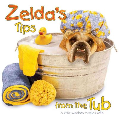 Zelda's Tips from the Tub cover