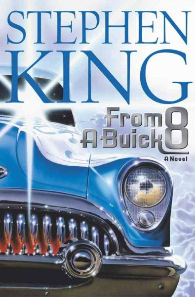 From a Buick 8 cover