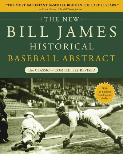 The New Bill James Historical Baseball Abstract cover