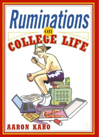 Ruminations on College Life cover