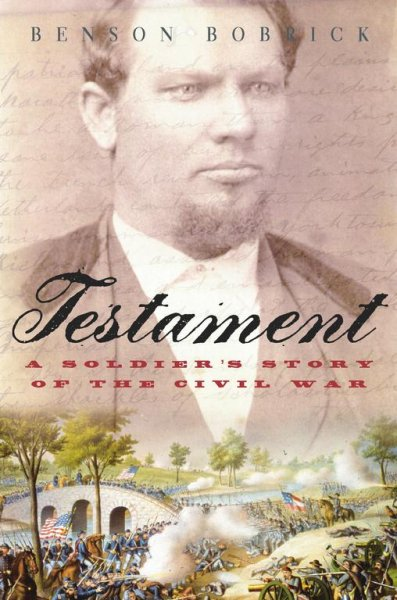 Testament: A Soldier's Story of the Civil War cover