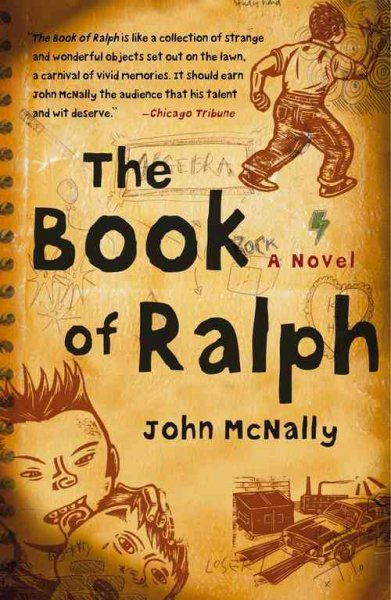 The Book of Ralph: A Novel cover