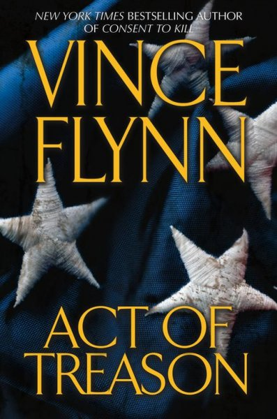Act of Treason (9) (A Mitch Rapp Novel) cover