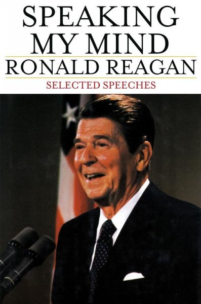 Speaking My Mind: Selected Speeches cover