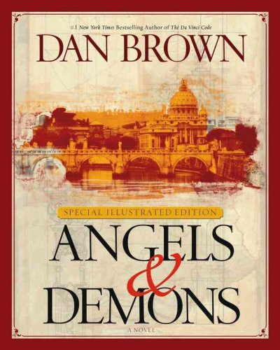 Angels & Demons: Special Illustrated Collector's Edition (Robert Langdon) cover