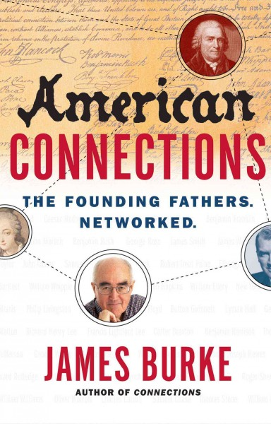 American Connections: The Founding Fathers. Networked. cover