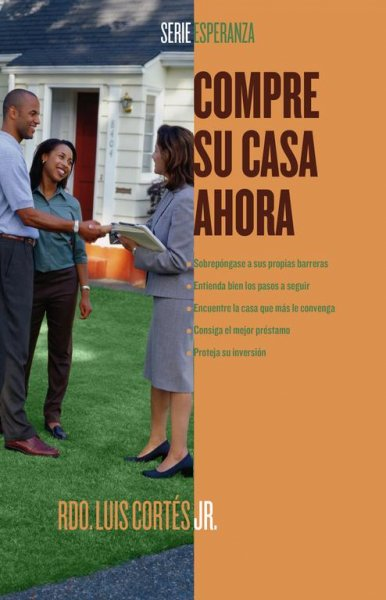 Compre su casa ahora (How to Buy a Home) (Atria Espanol) (Spanish Edition) cover