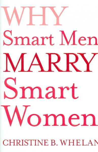 Why Smart Men Marry Smart Women cover