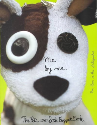 Me The Petscom Sock Puppet Book cover
