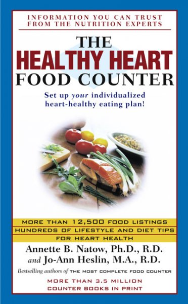 The Healthy Heart Food Counter cover