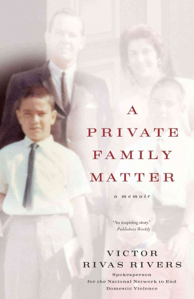 A Private Family Matter: A Memoir cover