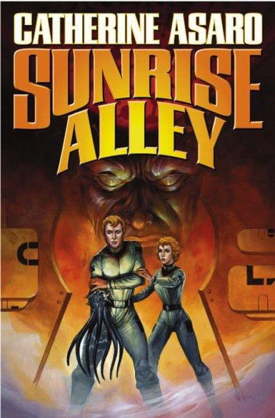 Sunrise Alley cover