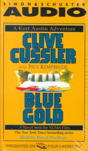 Blue Gold: A Novel from the NUMA Files cover