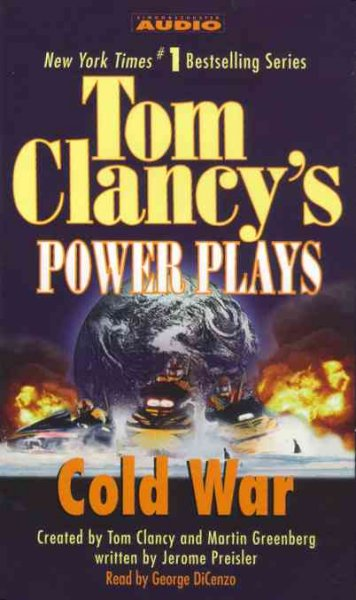 Tom Clancy's Power Plays: Cold War cover