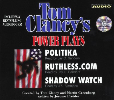 The Power Plays Collection : Politika Ruthlesscom Shadow Watch cover