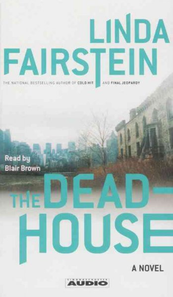 The Deadhouse cover