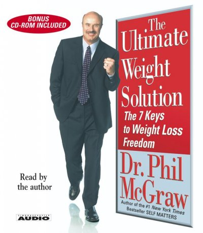 The Ultimate Weight Solution: The 7 Keys to Weight Loss Freedom cover