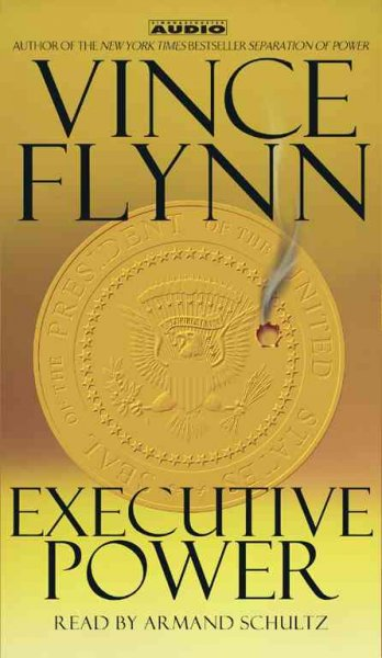 Executive Power (Mitch Rapp) cover