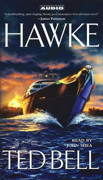 Hawke : A Novel cover