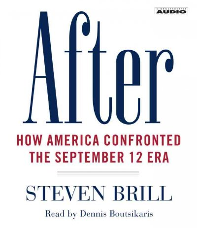 After : How America Confronted the September 12 Era cover