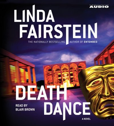 Death Dance (Alexandra Cooper Mysteries, No. 8) cover