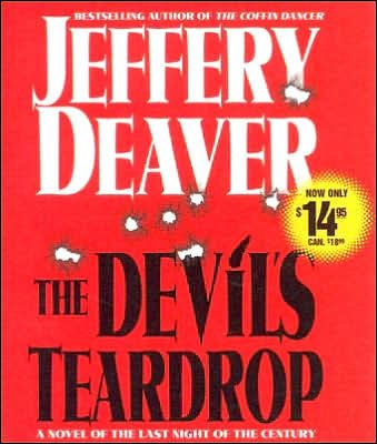 Devil's Teardrop: A Novel of the Last Night of the Century cover