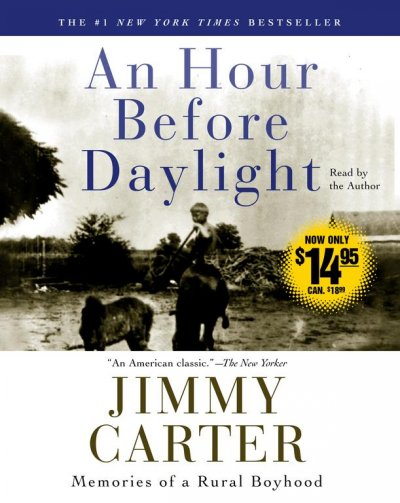An Hour Before Daylight: Memories Of A Rural Boyhood cover