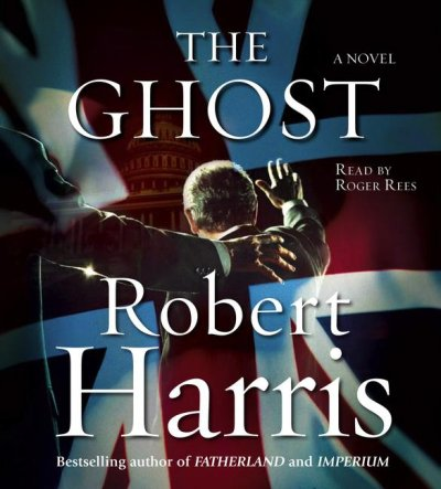 The Ghost: A Novel cover