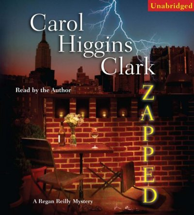Zapped (Regan Reilly Mysteries, No. 11) cover