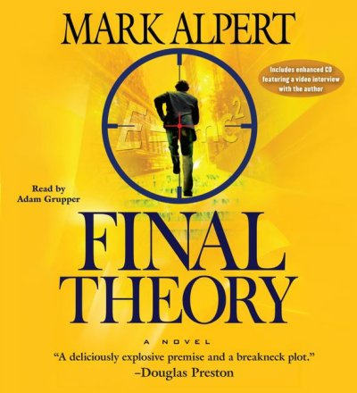 Final Theory: A Novel cover