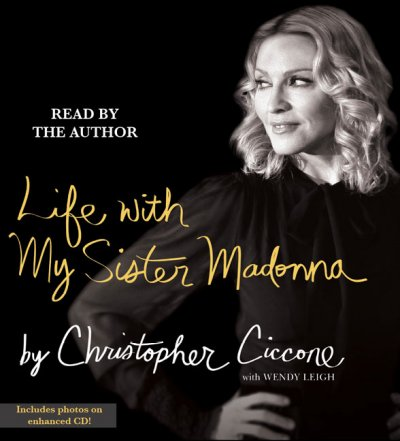 Life with My Sister Madonna cover