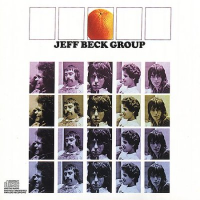 The Jeff Beck Group cover