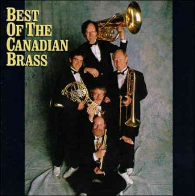 Best of the Canadian Brass cover