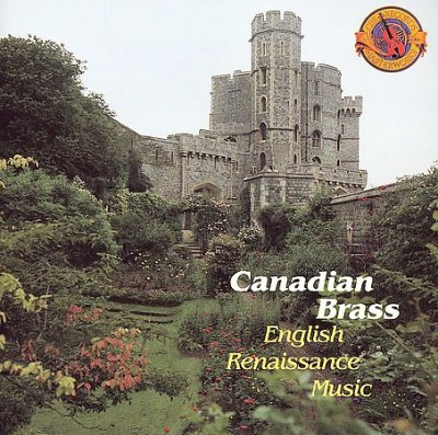 English Renaissance Music cover