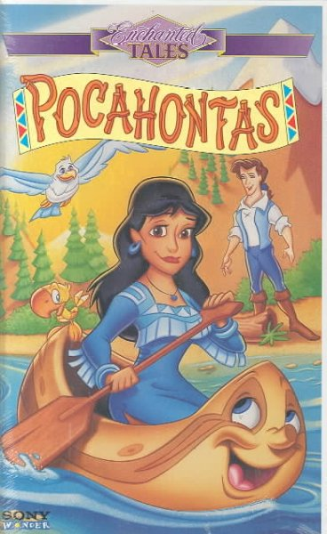 Enchanted Tales: Pocahontas [VHS] cover