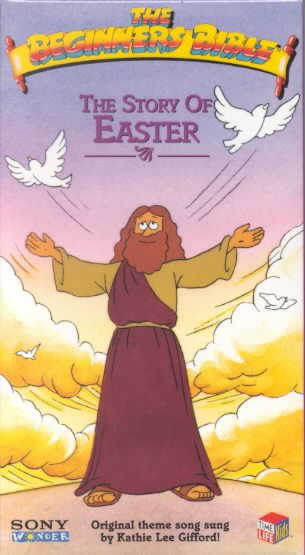 The Beginner's Bible: The Story of Easter [VHS] cover