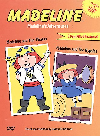 Madeline's Adventures cover