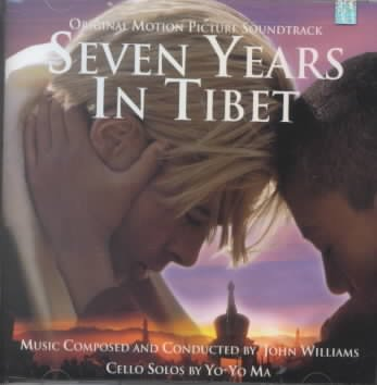 Seven Years In Tibet: Original Motion Picture Soundtrack cover