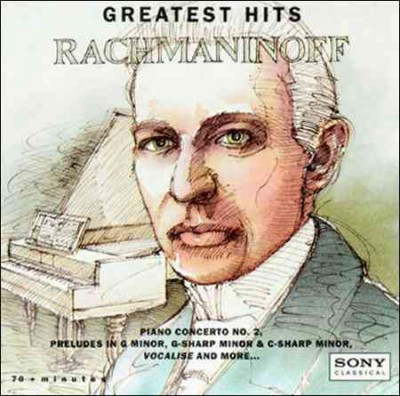 Rachmaninoff: Greatest Hits cover