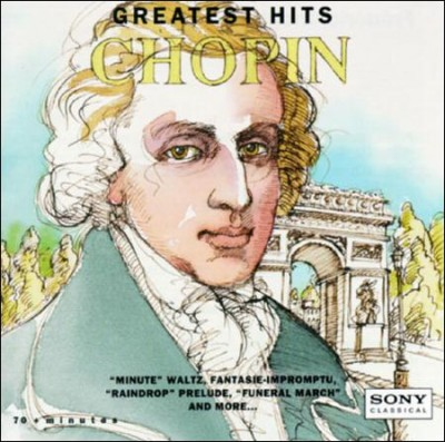 Chopin: Greatest Hits cover
