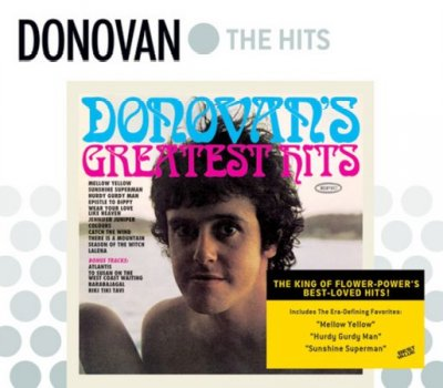 Donovan's Greatest Hits cover