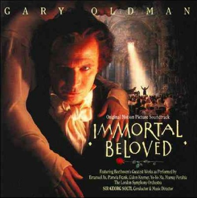 Immortal Beloved / Sir Georg Solti (film 1994) cover