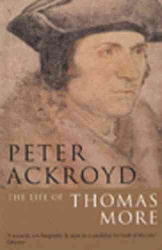 The Life of Thomas More cover