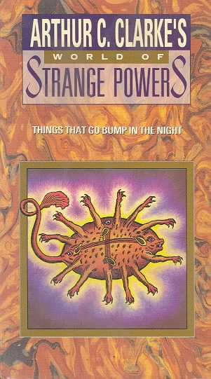 Things That Go Bump in the Night [VHS] cover