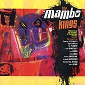 The Mambo Kings- Music from and Inspired by the Motion Picture cover