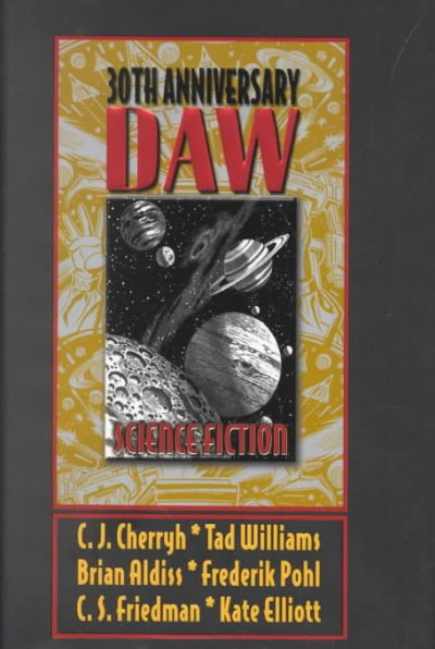 Daw 30th Anniversary Science Fiction Anthology (Daw Book Collectors) cover