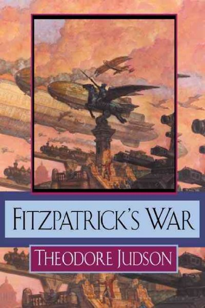 Fitzpatrick's War cover