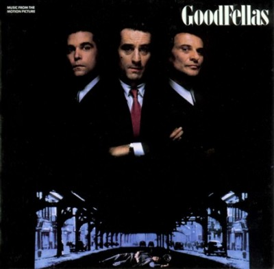 Goodfellas: Music From The Motion Picture cover