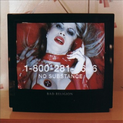 No Substance cover