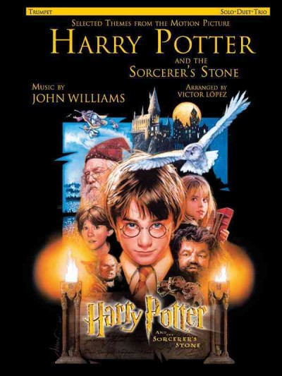 Selected Themes from the Motion Picture Harry Potter and the Sorcerer's Stone (Solo, Duet, Trio): Trumpet (Instrumental Series) cover